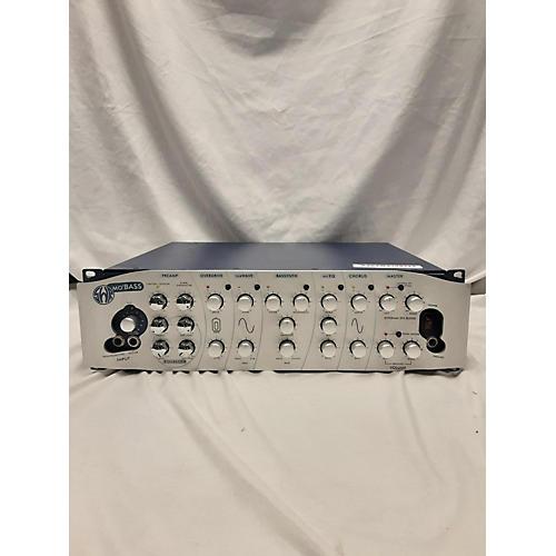 SWR Mo' Bass Bass Amp Head