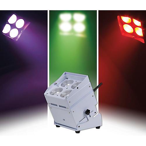ColorKey MobilePar QUAD 4 Wireless, Cordless W-DMX RGBW LED PAR Wash Light