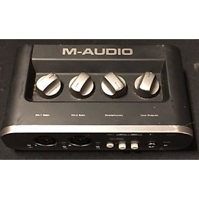 used m audio mobilepre audio interface guitar center. Black Bedroom Furniture Sets. Home Design Ideas