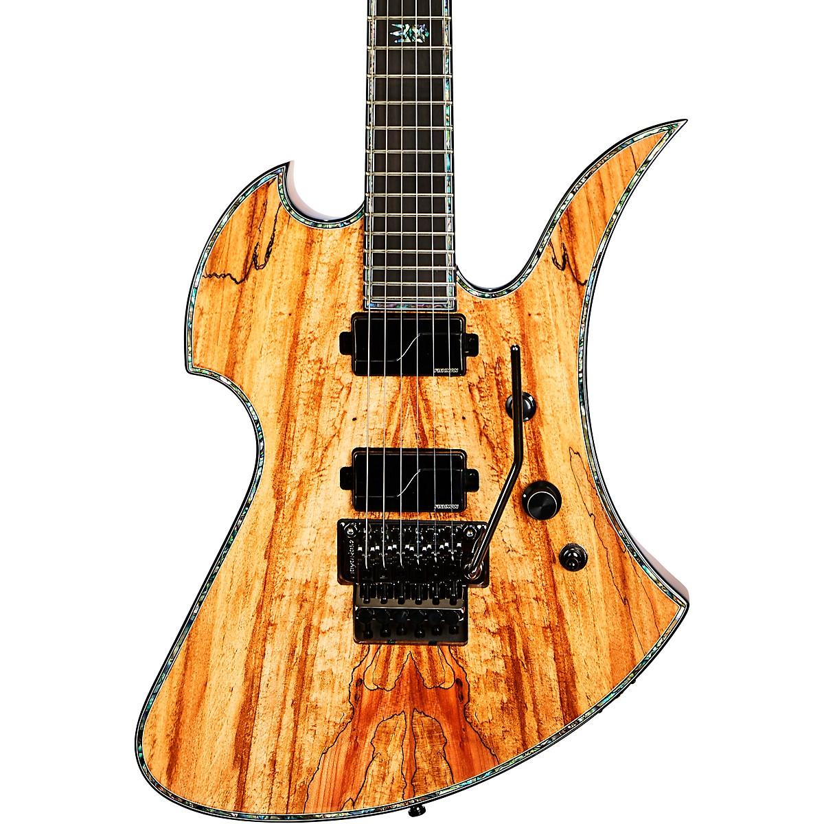 B.C. Rich Mockingbird Extreme Exotic with Floyd Rose Electric Guitar