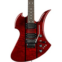 Mockingbird Legacy ST with Floyd Rose Electric Guitar Trans Red
