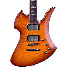 Mockingbird Set Neck Electric Guitar Amber Burst