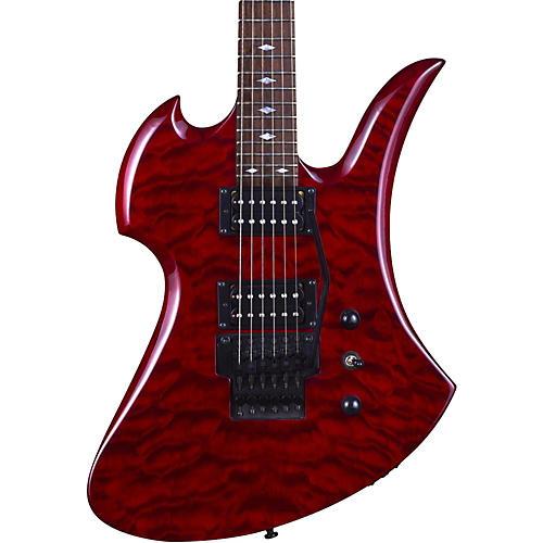 B.C. Rich Mockingbird with Double Locking Tremolo Electric Guitar