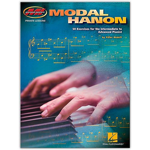 Musicians Institute Modal Hanon - 50 Exercises for the Intermediate to Advanced Pianist