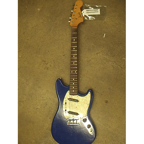 Fender Modded Music Master Solid Body Electric Guitar