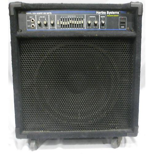 Hartke Model 3500 Mosfet Bass Combo Amp