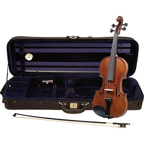 karl willhelm model 44 violin outfit guitar center. Black Bedroom Furniture Sets. Home Design Ideas