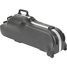 SKB Model 455W Universal Baritone Sax Case with Wheels Level 1