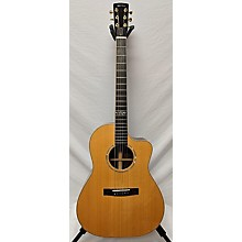 Huss & Dalton Model CM Acoustic Electric Guitar