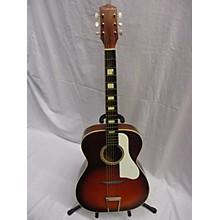Silvertone Model Vintage 319 Acoustic Acoustic Guitar