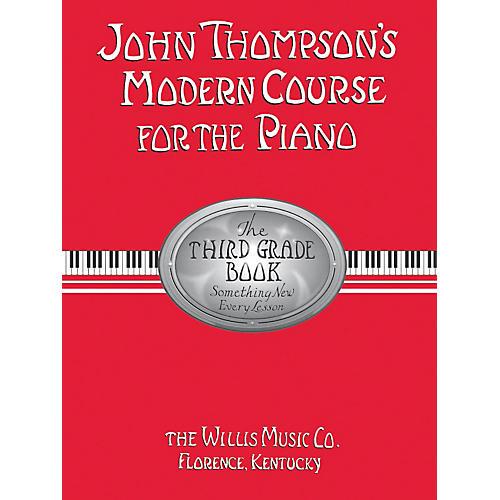 Hal Leonard Modern Course For The Piano Third Grade Book