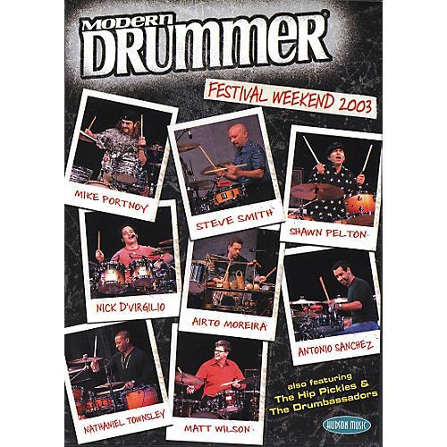 Hudson Music Modern Drummer Festival 2003 (2-DVD Set)