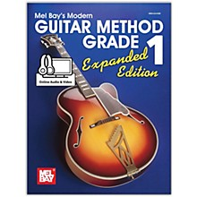Mel Bay Modern Guitar Method Grade 1 Expanded Edition with Online Audio/Video