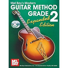 Mel Bay Modern Guitar Method Grade 2, Expanded Edition (Book/Online Audio)