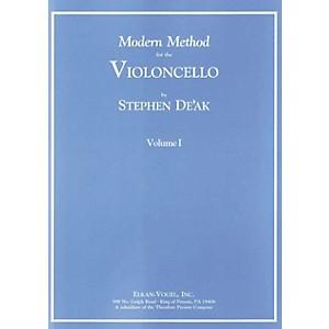 Carl Fischer Modern Method For The Violoncello by Carl Fischer