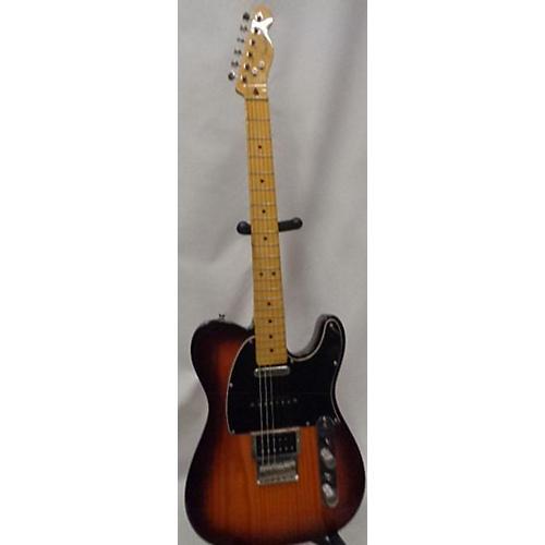 used fender modern player telecaster plus solid body electric guitar 3 tone sunburst guitar center. Black Bedroom Furniture Sets. Home Design Ideas