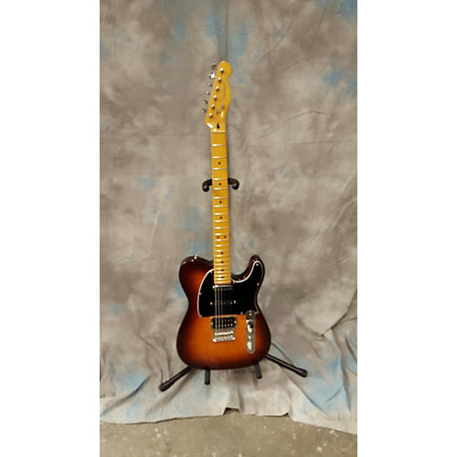 Fender Modern Player Telecaster Sunburst Solid Body Electric Guitar