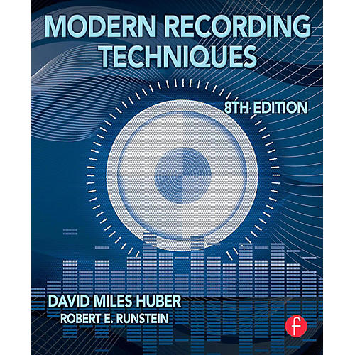 Hal Leonard Modern Recording Techniques 8th Edition