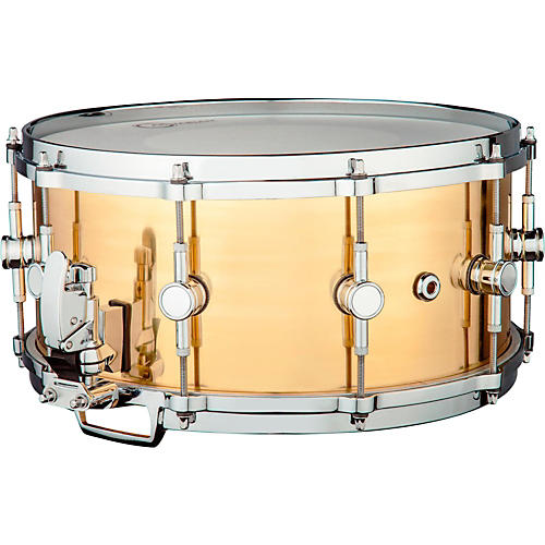 Ddrum Modern Tone Brass Snare Drum