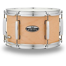 Modern Utility Maple Snare Drum Level 1 12 x 7 in. Matte Natural