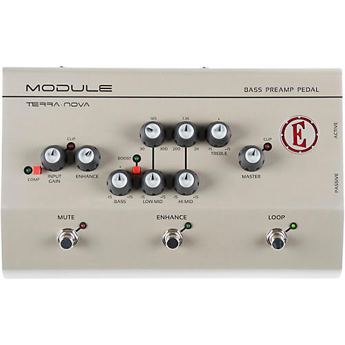 Eden Module Terra Nova Preamp Pedal