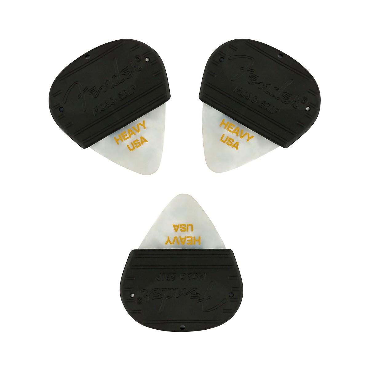 Fender Mojo Grip 351 Guitar Picks (3-Pack)