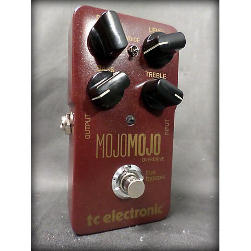 TC Electronic Mojomojo Overdrive Effect Pedal