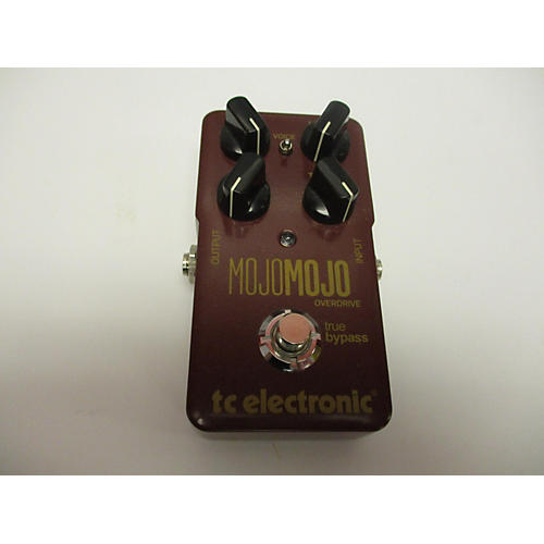 TC Electronic Mojomojo Overdrive Effect Pedal