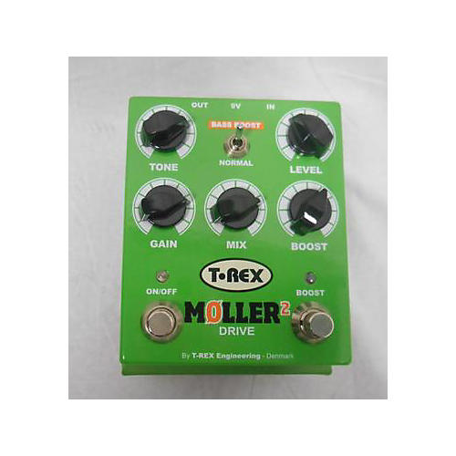 T-Rex Engineering Moller 2 Effect Pedal