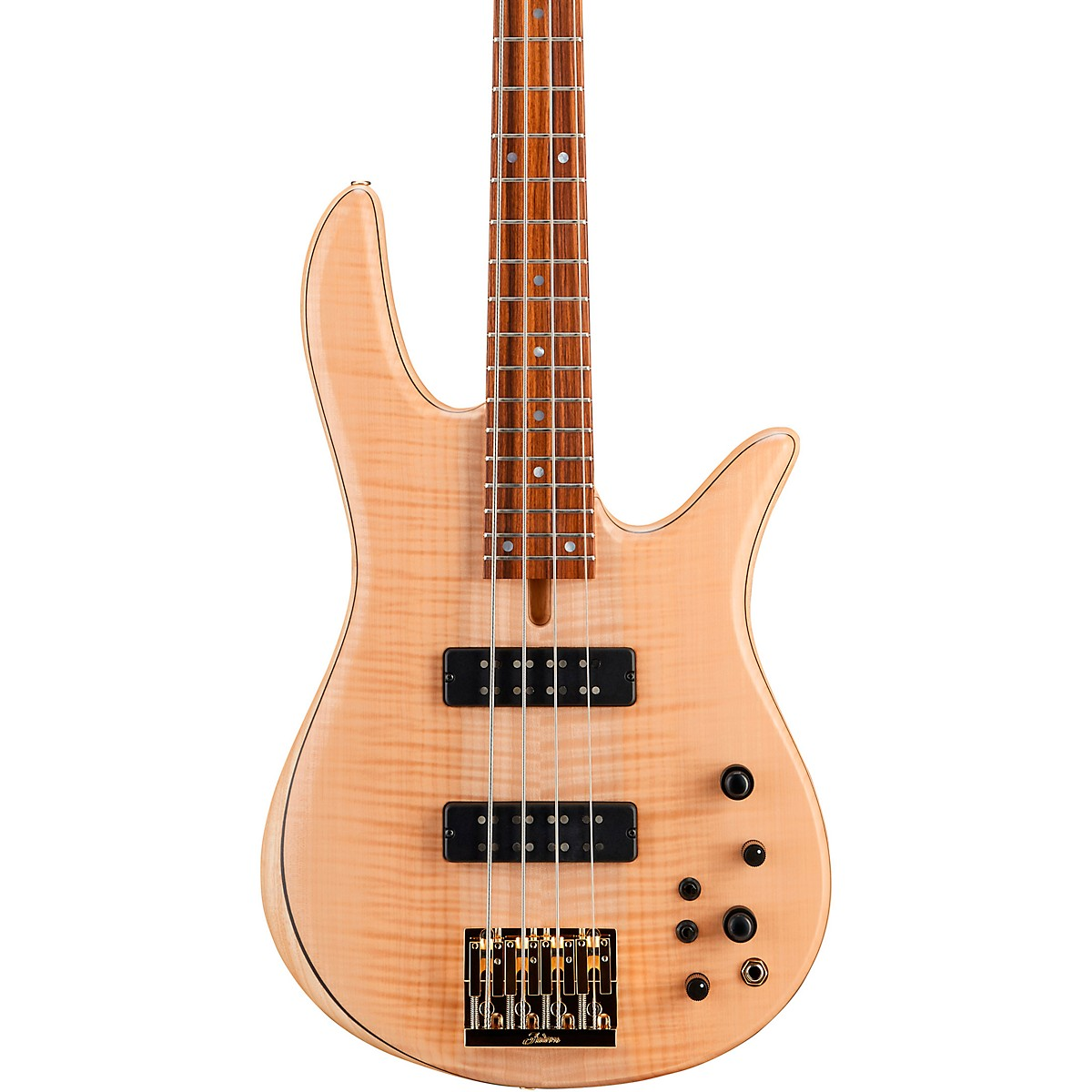 Fodera Monarch 4 Standard Electric Bass
