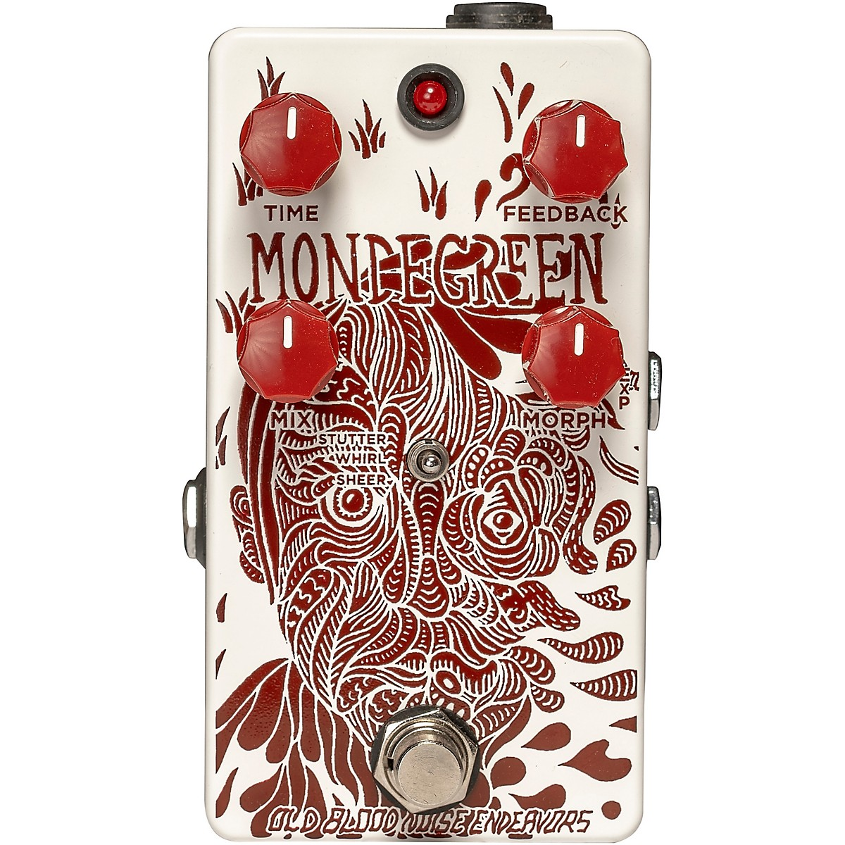 Old Blood Noise Endeavors Mondegreen Digital Delay Effects Pedal
