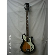 Italia Mondial Deluxe NAMM Electric Bass Guitar