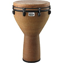 Mondo Designer Series Key-Tuned Djembe Earth 27 x 16 in.