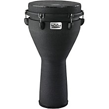 Remo Mondo Designer Series Key-Tuned Djembe Level 1 Black Earth 12x24