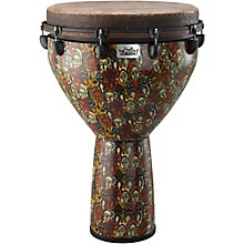 Mondo Designer Series Key-Tuned Djembe Multi-Mask 28 x 18 in.