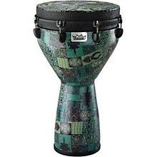 Mondo Key-Tuned Djembe Green Kinte