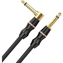 Monster Cable Monster Bass Instrument Cable Straight-Angled