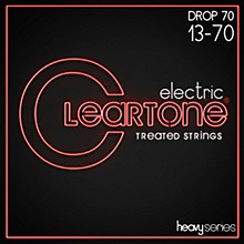 Cleartone Monster Heavy Series Nickel-Plated Drop C Electric Guitar Strings