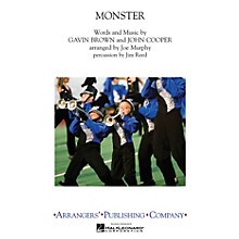 Arrangers Monster Marching Band Level 3 by Skillet Arranged by Joe Murphy