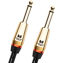 Monster Cable Monster Rock 1/4 Inch Straight to Straight Instrument Cable
