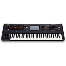 Yamaha Montage 6 61-Key Flagship Synthesizer