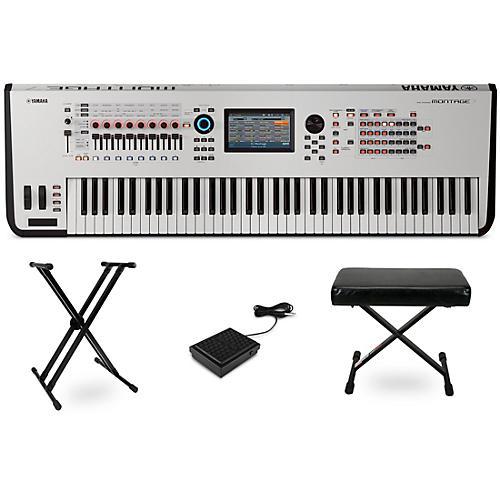 Yamaha Montage 76-Key Synthesizer Essentials Kit