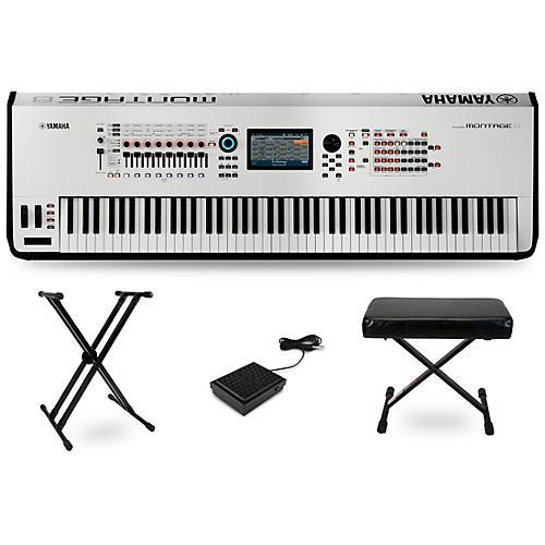 Yamaha Montage 88-Key Synthesizer Essentials Kit