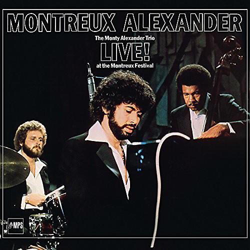 Alliance Monty Trio Alexander - Live! At The Montreux Fes