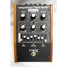 Moog Moogerfooger Bass MF105B Effect Pedal