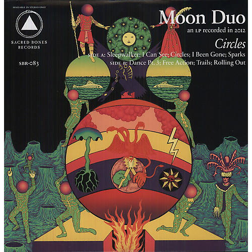 Alliance Moon Duo - Circles