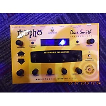 Dave Smith Instruments Mopho Monophonic Desktop Analog Synthesizer