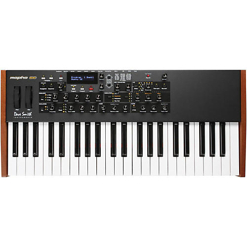 Dave Smith Instruments Mopho SE Monophonic Analog Keyboard Synthesizer