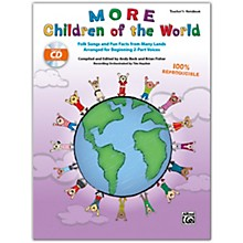 Alfred More Children of the World CD Kit (Book & Enhanced CD) Grades 3 & Up