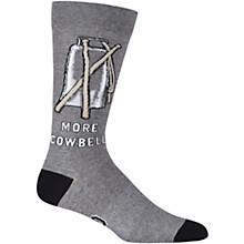 K. Bell More Cowbell Sock